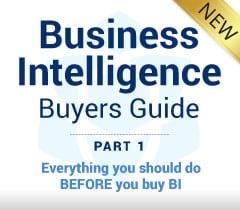 Business Intelligence Buyers Guide